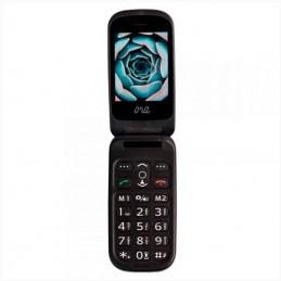 TELEFONO MOVIL ORA VERA F2401 - NEGRO