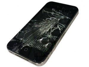 Cambio pantalla Apple Iphone 4 / 4s Negro