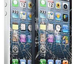 Cambio pantalla Apple Iphone 5